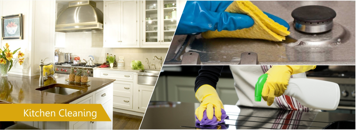 Move in & Out Deep Cleaning Service