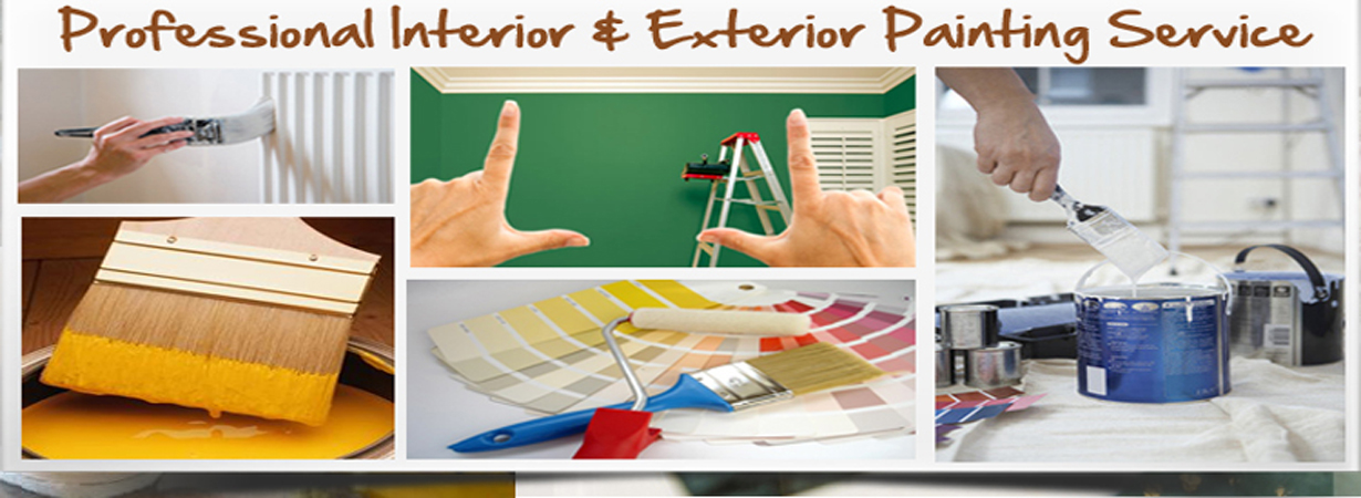 Professional Wall Painting Services in Dubai (House Painters)