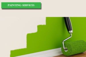 Wall Painting Services in Dubai